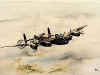 World War 2 Lancaster Bomber