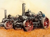 Fowler BB1 Steam Ploughing Engines