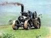 Steam Ploughing Engine 'Hero'