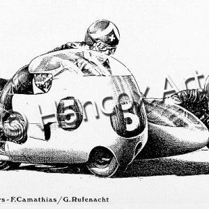 Florian Camathias and Gottfried Rufenacht BMW