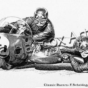 Fritz Scheidegger and John Robinson (BMW)