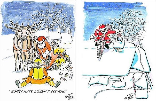 popular christmas cards