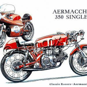 Aermacchi 350 Single Classic Racer