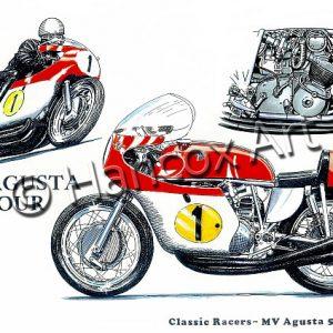 MV Agusta 500 Four Classic Racer