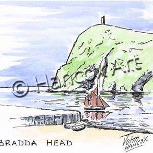 Bradda Head Port Erin
