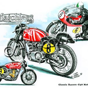 G50 Matchless Classic Racer