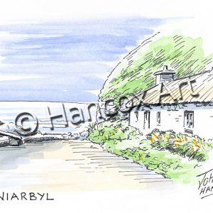 Niarbyl Isle of Man