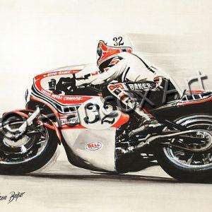 Steve Baker Yamaha