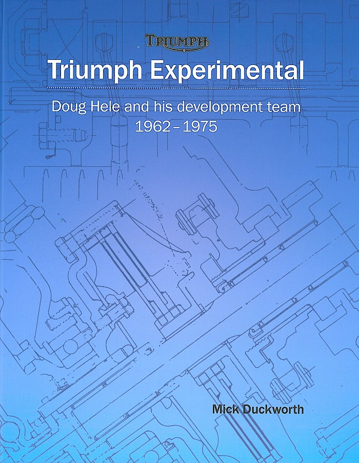 Triumph Experimental Book