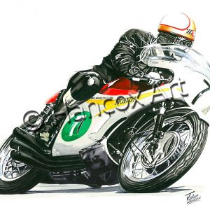 Mike Hailwood Honda Six