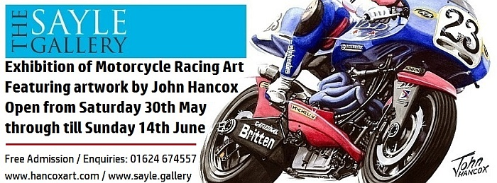 Sayle Gallery TT 2015 Exhibition
