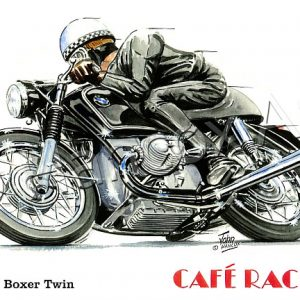 BMW Boxer Twin