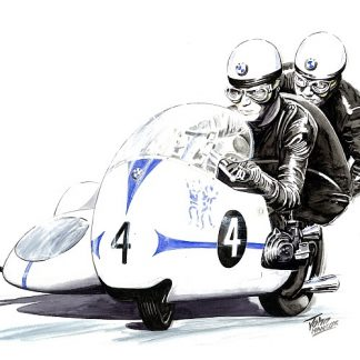 Sidecar Legends