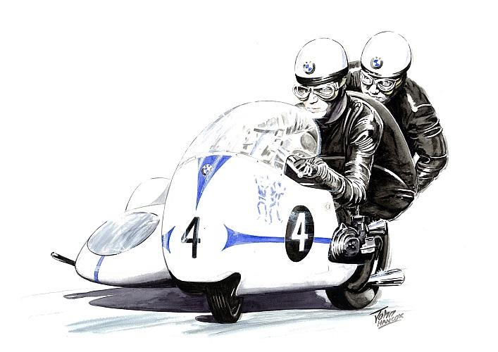 Sidecar Legends