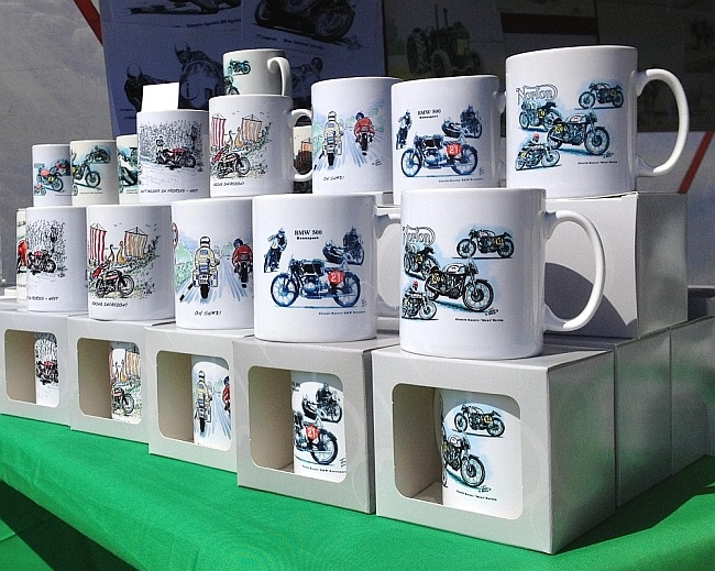 Hancox Art Mugs
