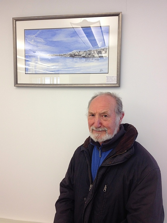John Hancox Art Exhibition at Castletown Civic Centre
